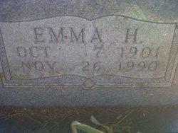 Emma <i>Harlan</i> Cooper