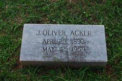 Joseph Oliver Acker