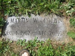 Martin Wirt Colby