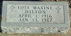 Lois Maxine Hilton