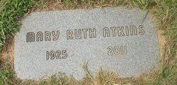 Mary Ruth <i>Villers</i> Atkins