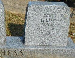 Louise Lydia <i>Lieble</i> Hess