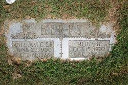 William Casper Whitey Herps, Jr