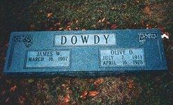 James Willis Dowdy