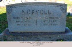 Theodocia Docia <i>Murphey</i> Norvell