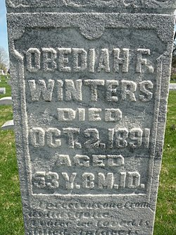 Obediah F Winters