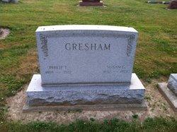 Susan C. <i>Norris</i> Gresham