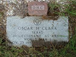 Oscar Houston Clark
