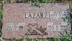 John Lazarz