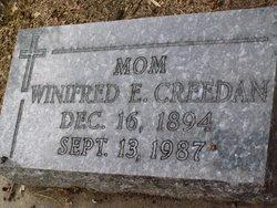 Winifred Creedan