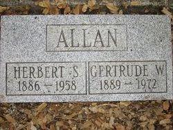 Herbert Spencer Allan