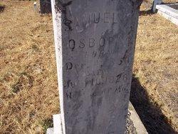 Samuel T Osborn