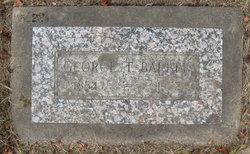 George Taylor Barbee