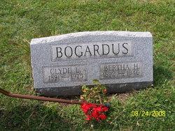 Bertha <i>Crumley</i> Bogardus