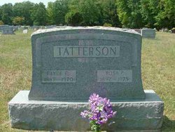 C Clyde Tatterson