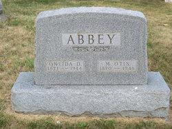 Oneida Donella <i>McPherren</i> Abbey