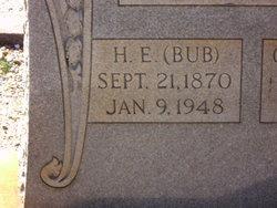 H E (Bub) Davenport