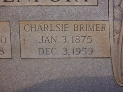 Charlisie <i>Brimer</i> Davenport