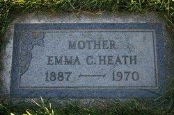 Emma Caroline <i>Cahoon</i> Heath