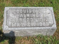 Louise Bell(e) <i>Duttera</i> Alwine