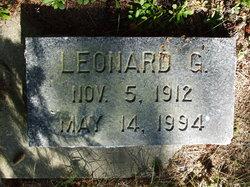 Leonard G Anderson