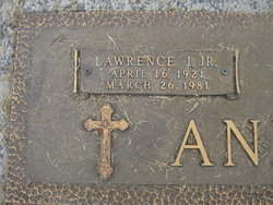 Lawrence Joseph Andriot, Jr.