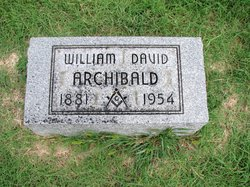 William David Archibald