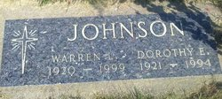 Dorothy Elinore <i>Knutson</i> Johnson