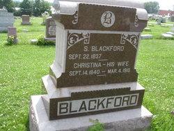 Christina <i>Hoover</i> Blackford