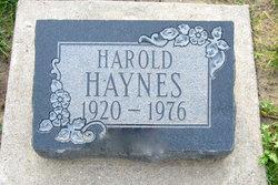 Harold Haynes