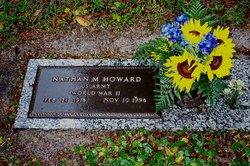 Nathan McDonald Bob Howard