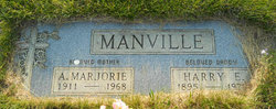 A. Marjorie Manville