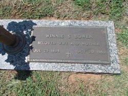 Winnie Luvinnie <i>Shumake</i> Bowen