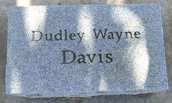 Dudley Wayne Davis