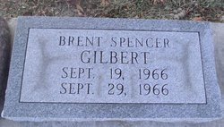 Brent Spencer Gilbert