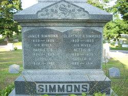 Nettie Belle <i>Moore</i> Simmons