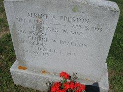 Albert A. Preston