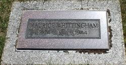 Maurice Wittingham