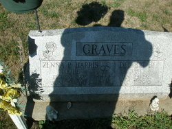 Zenna P Tootie <i>Harris</i> Graves
