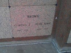 Pearl Marie <i>Rollings</i> Brown