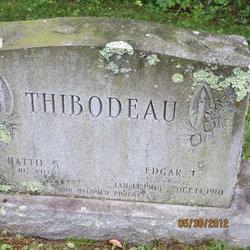 Hattie Elizabeth <i>Sanborn</i> Thibodeau