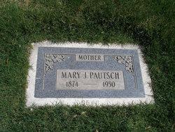 Mary <i>Jensen</i> Pautsch
