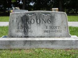 Edna O. <i>Lindsay</i> Koons