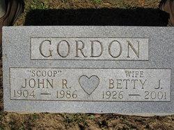 John Ross Scoop Gordon