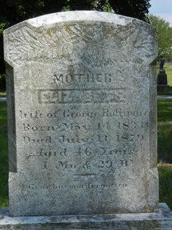 Elizabeth Bollinger