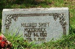 Mildred <i>Swift</i> McCormick