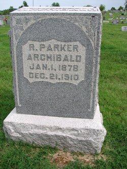R. Parker Archibald