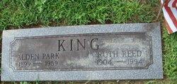 Ruth <i>Reed</i> King