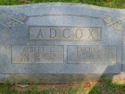 Albert L Adcox