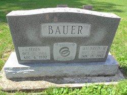 Mildred H. Bauer